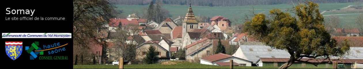Mairie de Sornay